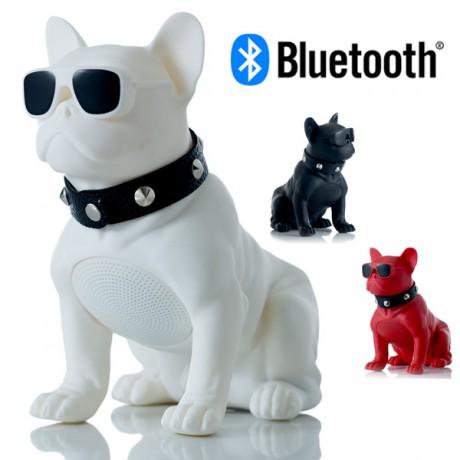 רמקול בלוטוס בצורת כלב