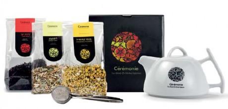 מארז סרמוני תה - SHARE