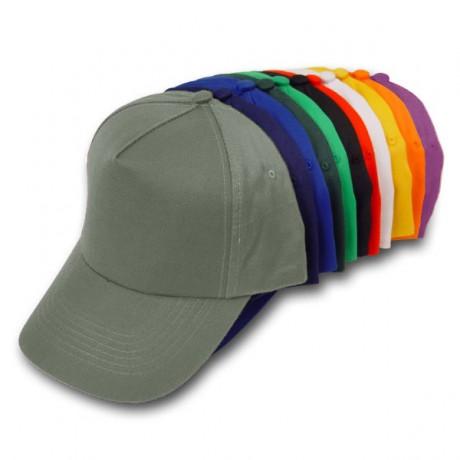 כובע כותנה ממותג