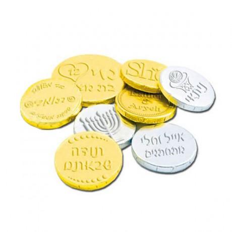 מטבעות שוקולד בהטבעה אישית