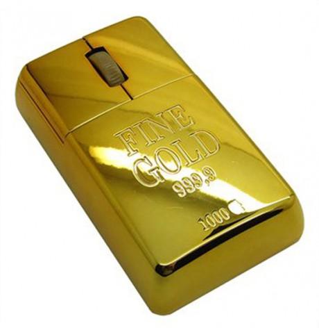 עכבר בצורת מטיל זהב
