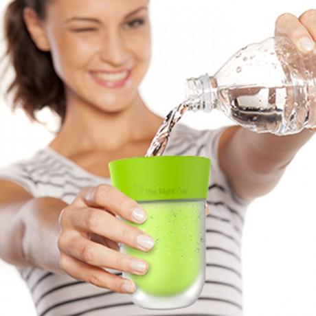 הכוס הבריאותית The Right Cup