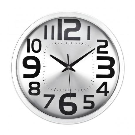 סילבר - שעון מתכתי 14 אינץ