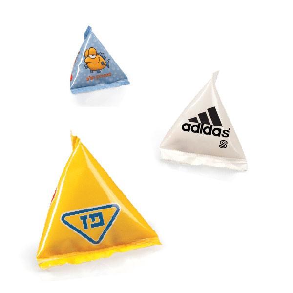 פירמידה עדשי שוקולד