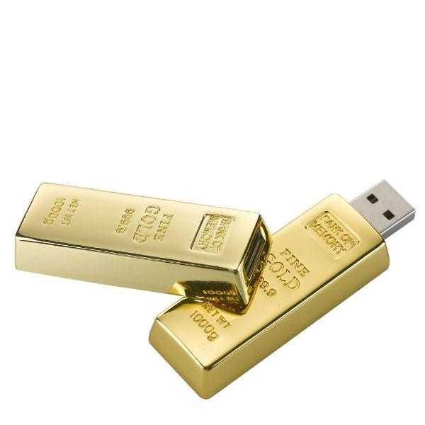 מטיל זהב זיכרון נייד