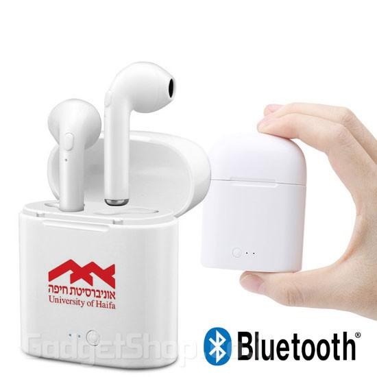 אוזניות נטענות TWS