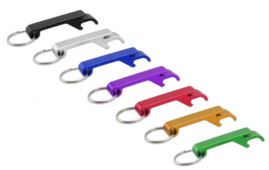 מחזיק מפתחות פותחן ממותג