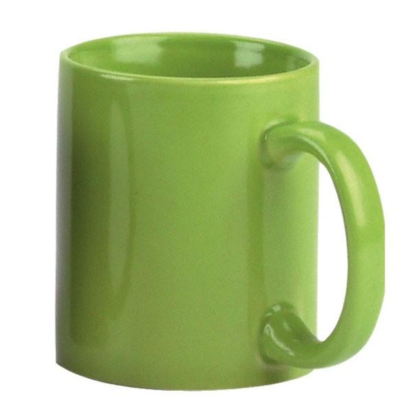 ספל קרמיקה ירוק