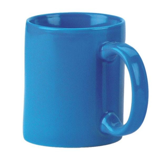 ספל קרמיקה כחול