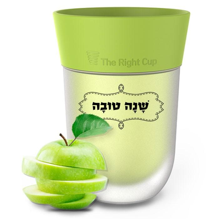מתנה לראש השנה בטעם תפוח | The Right Cup